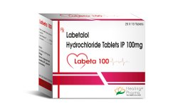 Labeta  - Labetalol 100mg