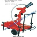 Trolley Mounted Foam Water Monitor