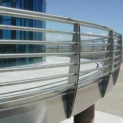 Designer Stainless Steel Balcony Railing