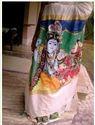 Tanjore Painting Saree