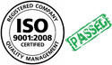 ISO 9001:2008 Certification Services