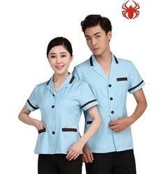 Logo Printed Housekeeping Uniforms
