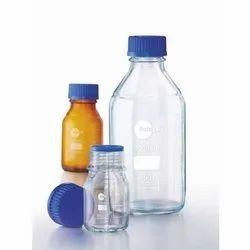 Borosil Lab Reagent Bottles