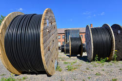 Aluminium Armoured Cable 50 Sqmm 3.5 Core
