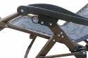 Folding Gravity Recliner Chair-Extra Wide-02CK