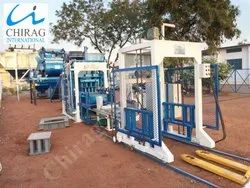 Chirag Multifunction Bricks Machine