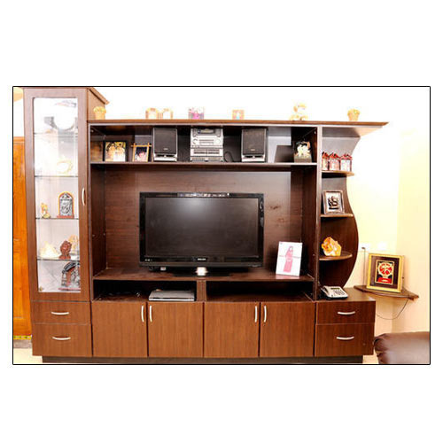 Hall TV Showcase At Rs 25000 /piece