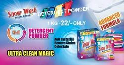 Snow Wash Detergent Powder