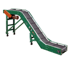 Flat Top Modular Belt Conveyor