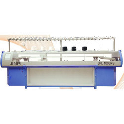 Jin Pi Computerized Flat Knitting Machines