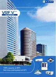 Blue Star VRF (7HP to 112HP), R410