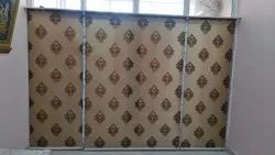 Fabric Printed Blinds