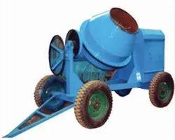 Diesel Engine Concrete Mixers