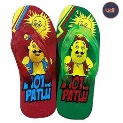 Us Footwear Kids Slipper, Sole Type: Ruber, 3'4'5'6'7'8'9