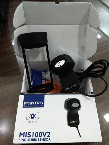 Mantra Mis 100 V2 Single Usb Iris Scanner For Ayushman Bharat And