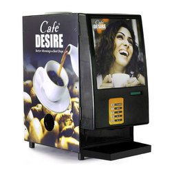 Cafe Desire Machine