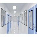 Clean Room Steel Door, 10 To 15 Mm