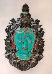 Metal Stone Work Mask