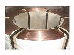 Tyre Bead Copper Coated Steel Wire, Quantity Per Pack: 450kg