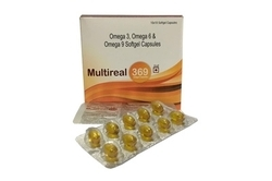 Omega 3,6,9 Fatty Acid- Flax Seed Oil 500mg
