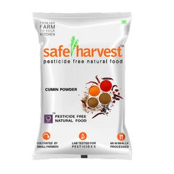 Safe Harvest Cumin Powder, Packaging Type: Packet, Packaging Size: 100gm