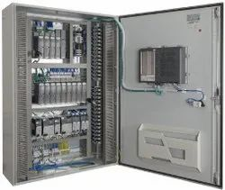 415 V, Ac PLC BMS And Fire Fighting Control Panel, For Industrial, IP44
