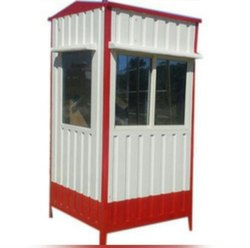 Security Toll Booth Cabin