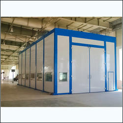 Rockwool And Glasswool Acoustic Enclosure, For Noise Barriers