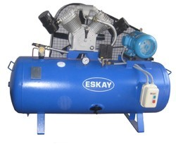 Eskay 7.5 HP Single Stage Compressor