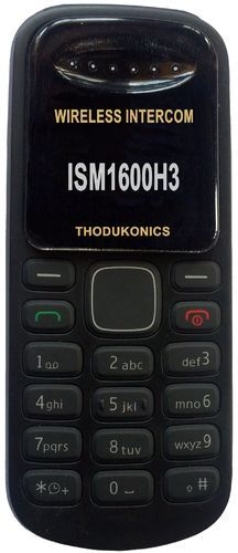 900Mhz Mobile Wireless Intercom System Up To 1000 Handset