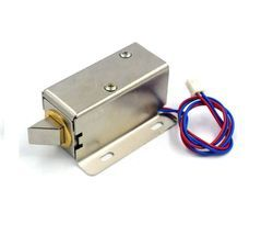 12V Electronics Solenoid Lock Assembly