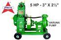 5 Hp Prem Diesel Engine Pump Set