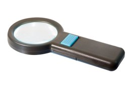 Hand Magnifier With LED LIght