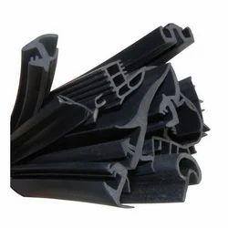 Black EPDM Rubber Profile