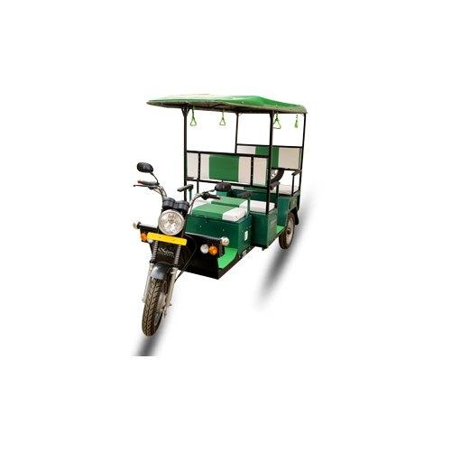 Xxplore Open Body Battery E Rickshaw