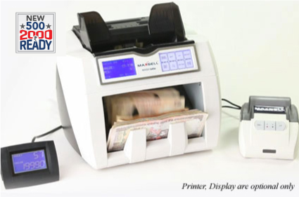 Mix Value Note Counting Machine MX50I Turbo