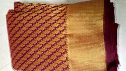 Art Silk Wedding Saree