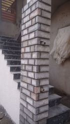 Brick Block Structure Construction