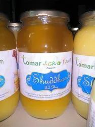 A2 Ghee, Packaging Types: Glass Bottle with 1 Litre