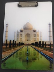 Acrylic Printed Clip Board