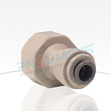 Female Adapter BSP Thread - Cone End