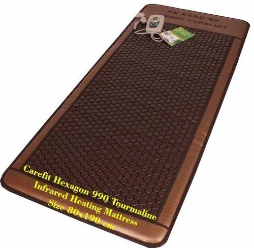 Nuga Best Nugabest Type 990 Hexagon Tourmaline Stone Heating Mattress 3c1c31660b902