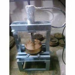 Hydraulic Thali Making Machine