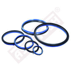 Dual Hardness Fit Elastomeric TPE Sealing Rings for UPVC Pipes