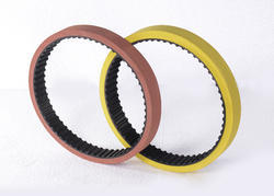 Rubberized Timing Belt