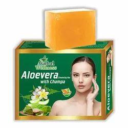 Aloevera Champa Soap (Treats Skin Break Out)