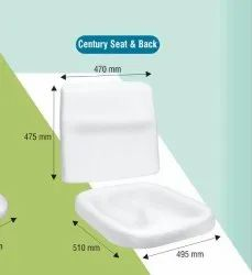 CENTUARY SEAT AND BACK