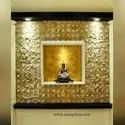 Buddha Wall Tiles Picture Mat Finish