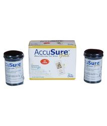 Dr Gene Accusure Gold 50 Test Strips