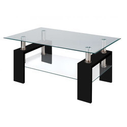 Rectangular Living Room Table